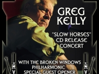 Greg Kelly's CD Release
