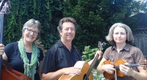 Ann Downey, Tony Turner, Sarah Hill